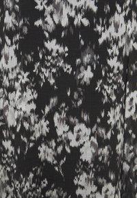 Marc O'Polo PURE - A-line skjørt - black - 2
