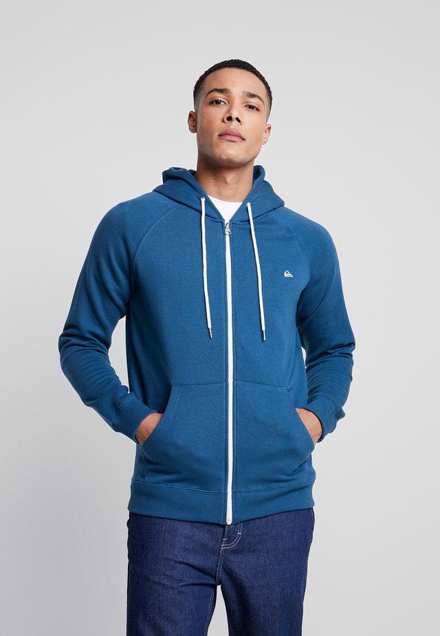 EVERYDAYZIP - Zip-up hoodie - majolica blue
