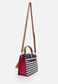 ALDO - GLENDAA - Handbag - nautical/gold-coloured - 1