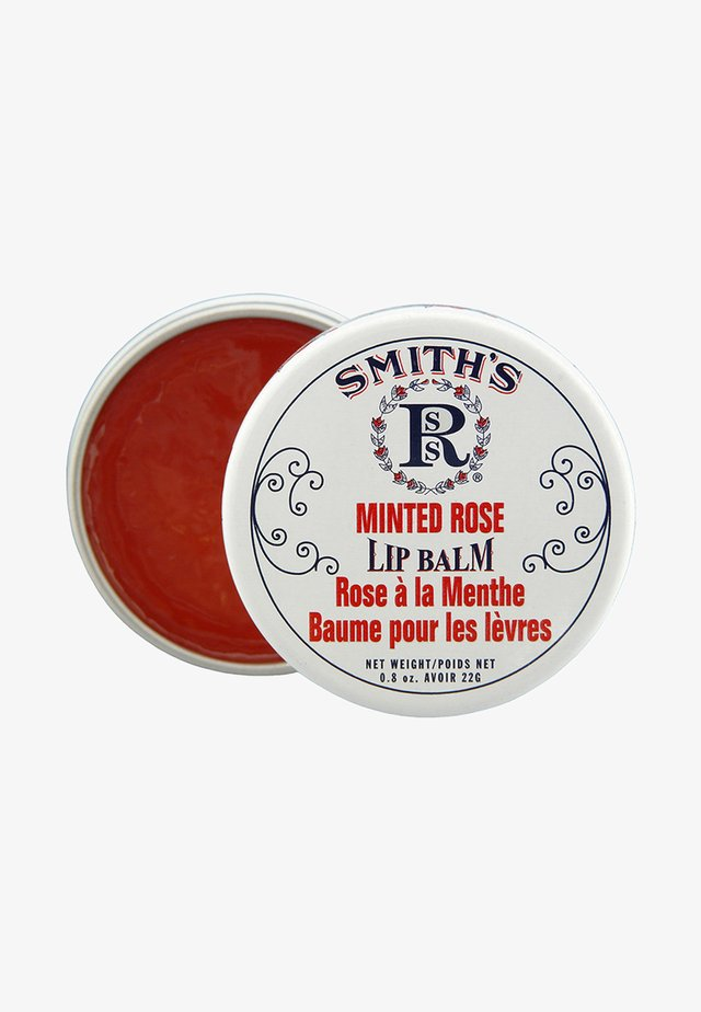 SMITH'S MINTED ROSE LIP BALM - Läppbalsam - -