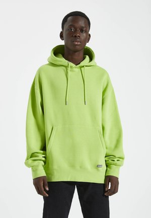 Sweat à capuche - neon green