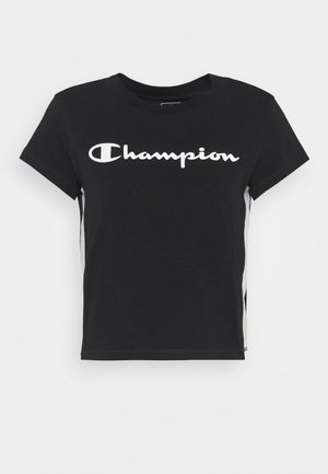 CREWNECK LEGACY - Print T-shirt - black