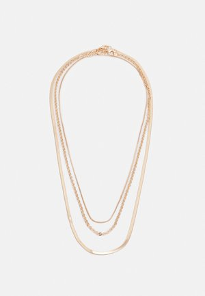 CHAIN NECKLACE 3 PACK - Necklace - gold-coloured