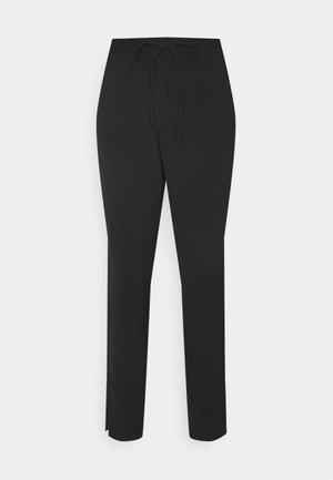 MERCERPANTS - Trousers - black