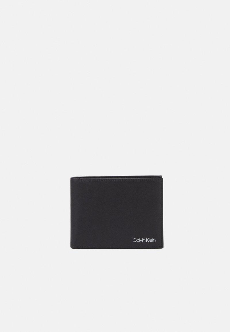 Calvin Klein - UNITED COIN - Portemonnee - black