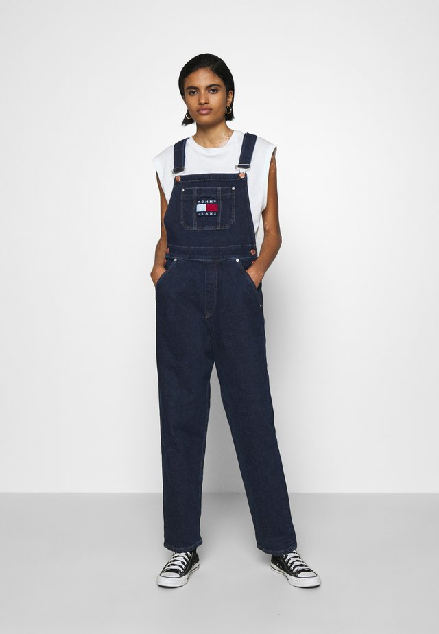 DUNGAREE - Haalari - oslo dark blue com