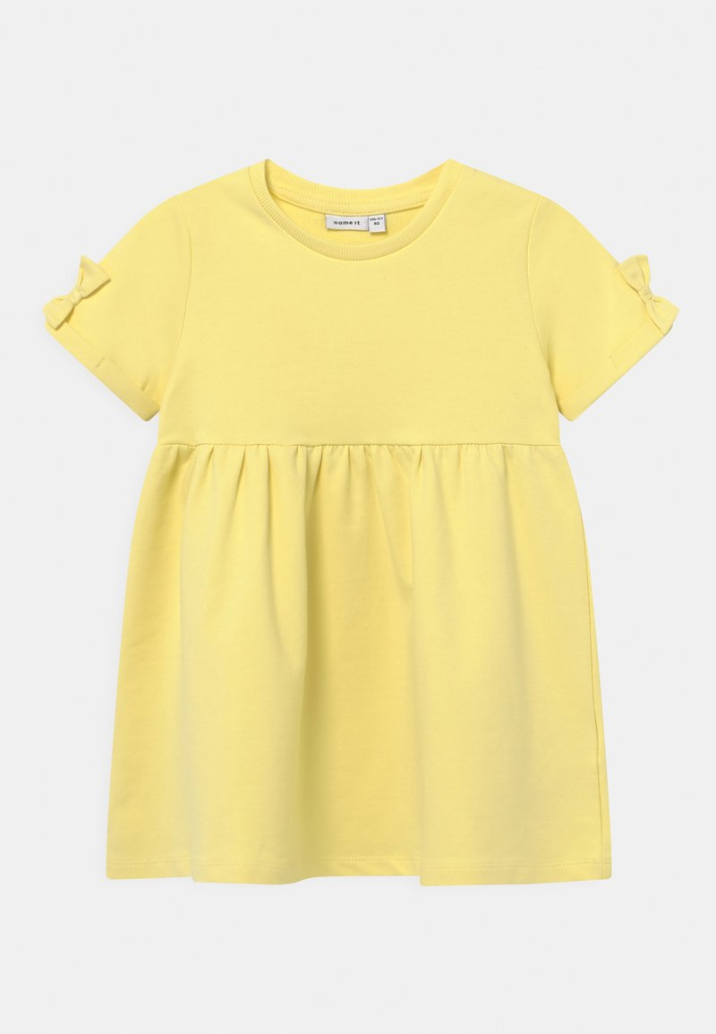 Name it - Day dress - yellow pear