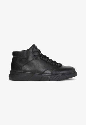ALVAR - Sneakers hoog - black