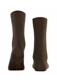 FALKE - SENSITIVE BERLIN - Socks - dark brown - 1