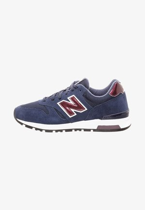 DAMEN - Sneakersy niskie - navy