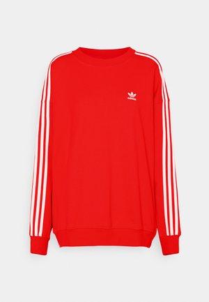 OVERSIZED - Sweatshirt - red