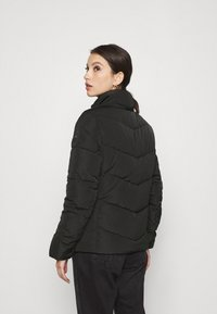 ONLY - ONLROONA QUILTED JACKET - Winter jacket - black - 4
