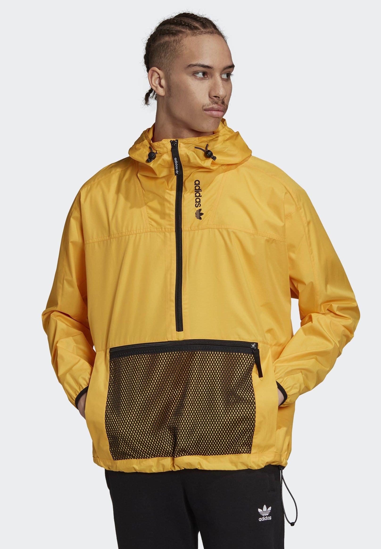 Adidas Adventure Windbreaker (gelb), 89,00 €