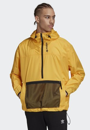 ADVENTURE ANORAK - Veste coupe-vent - gold