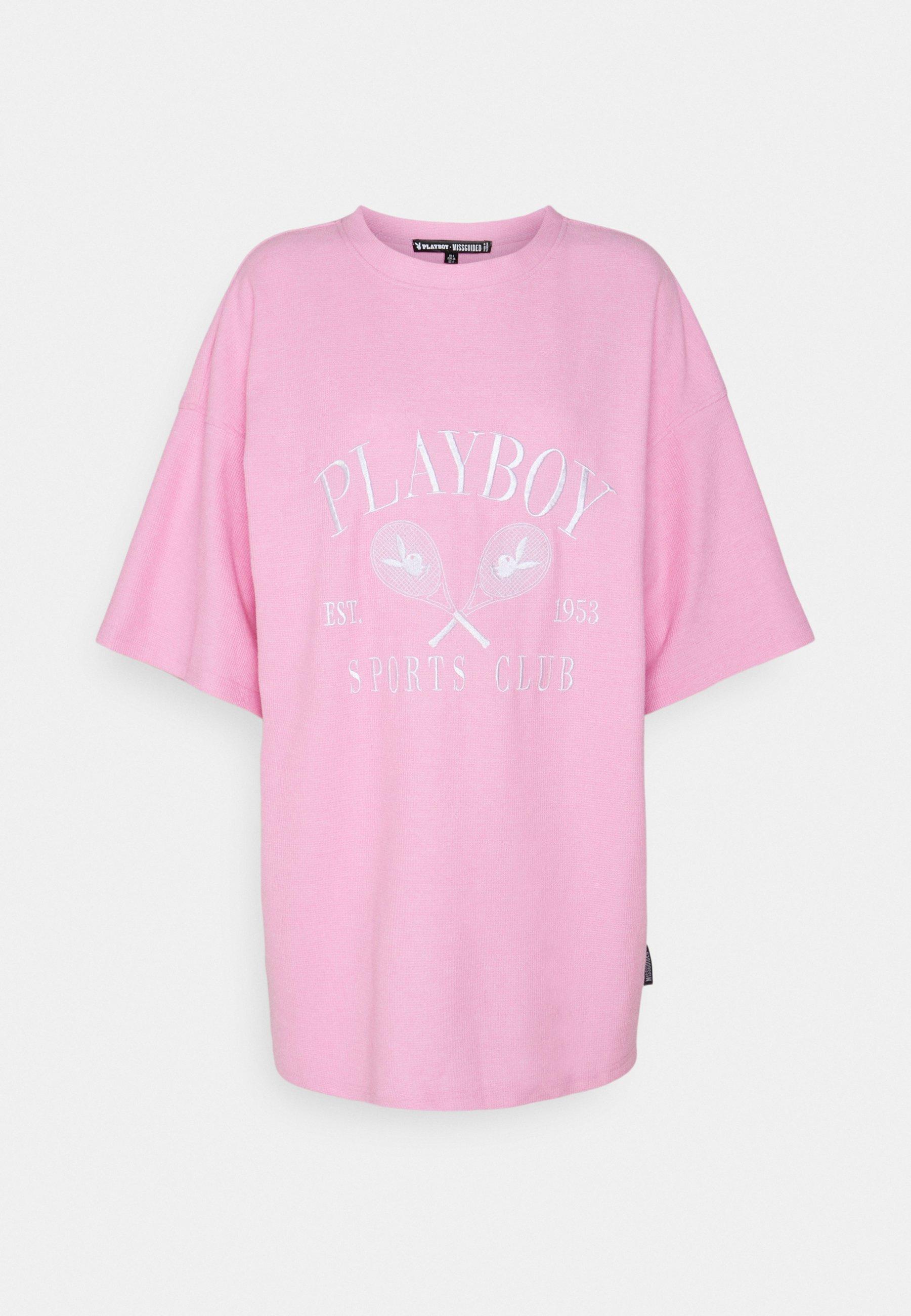 Damen PLAYBOY SPORTS OVERSIZED TEE - T-Shirt print