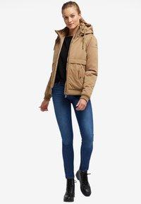DreiMaster - Winter jacket - sand - 1