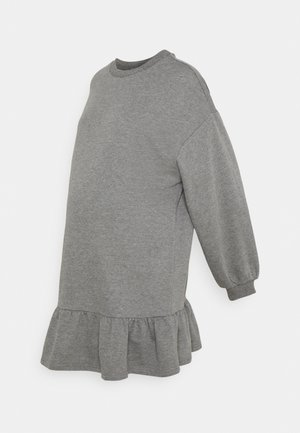 Vestido ligero - mottled grey