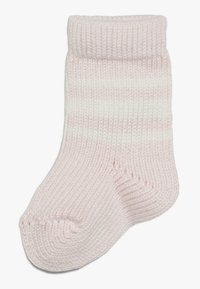 Falke - BABY GIFT SET - Mittens - powder rose - 3
