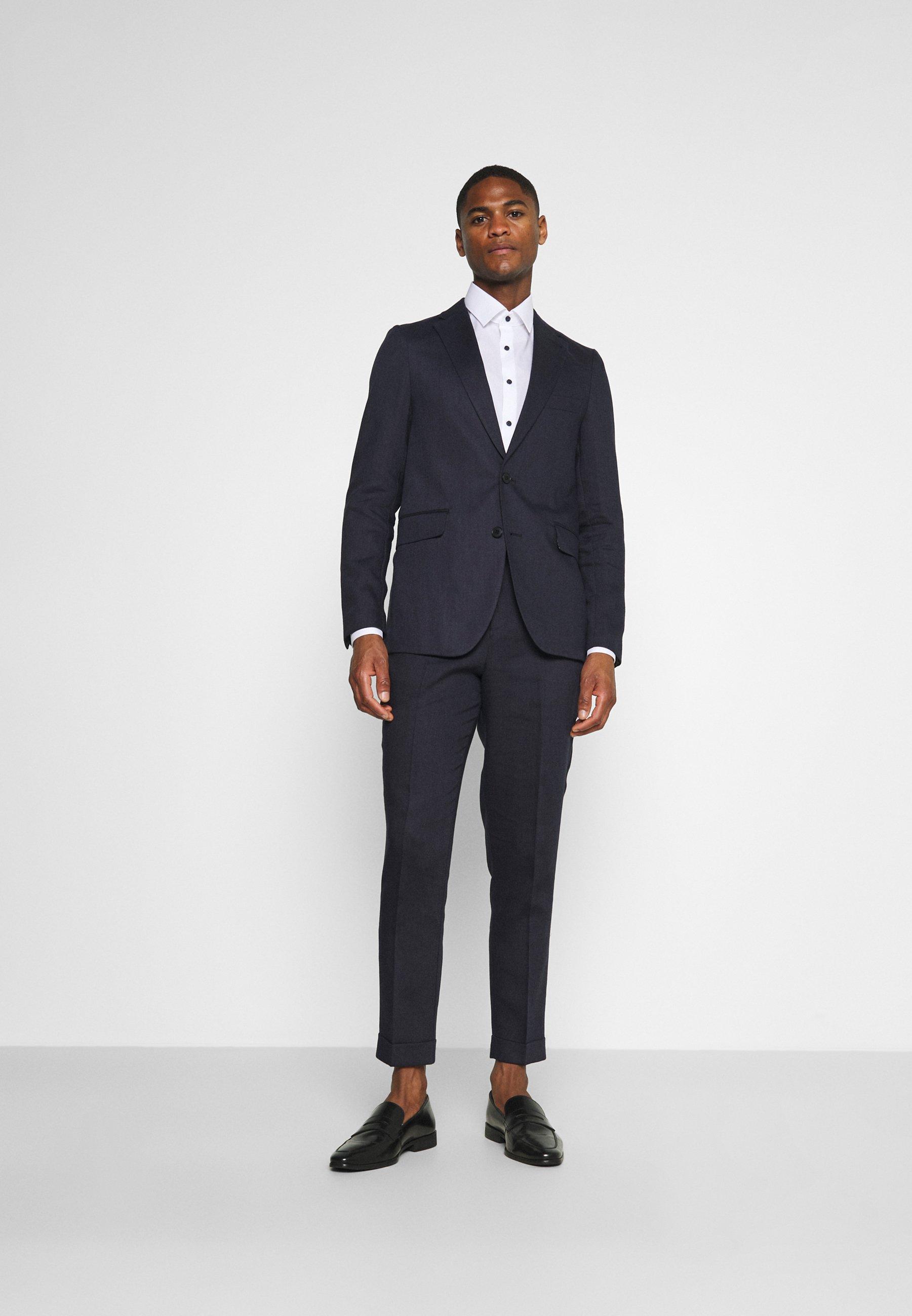 Men UNSTRUCTURED DRAWCORD  - Suit