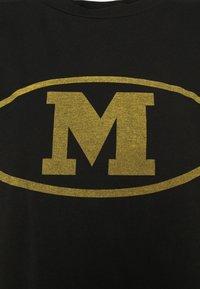 M Missoni - Print T-shirt - black - 6