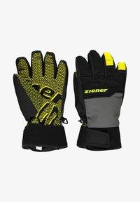 Ziener - LANUS - Gloves - grau - 0