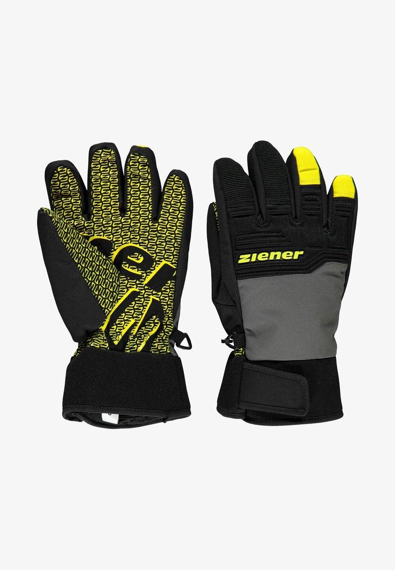Ziener - LANUS - Gloves - grau