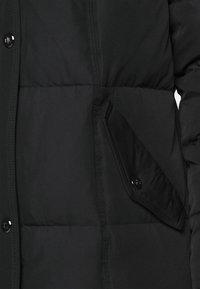 Lauren Ralph Lauren - HAND MAXI COAT - Down coat - black - 6