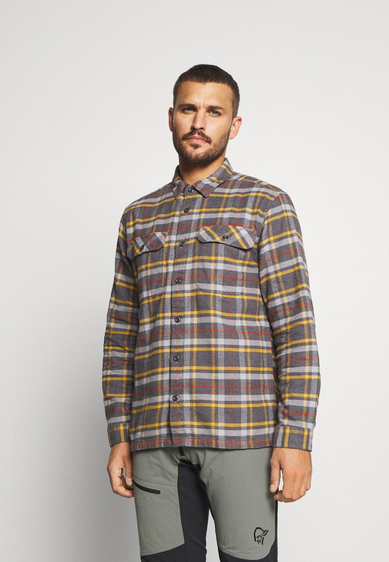 Patagonia - FJORD - Chemise - forge grey