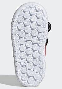 adidas Originals - FORUM 360 I ORIGINALS CONCEPT SNEAKERS SHOES - Sneaker low - core black/ftwr white/vivid red - 4