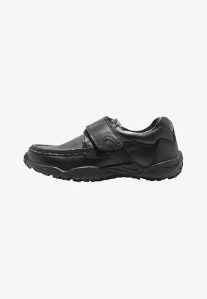 Zapatos con cierre adhesivo - black