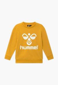 Hummel - DOS UNISEX - Sweatshirt - golden rod - 0