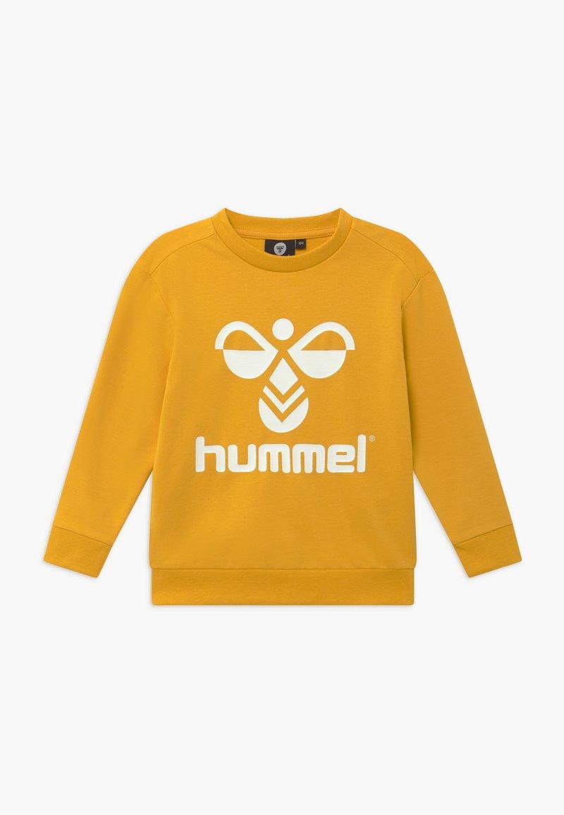 Hummel - DOS UNISEX - Sweatshirt - golden rod