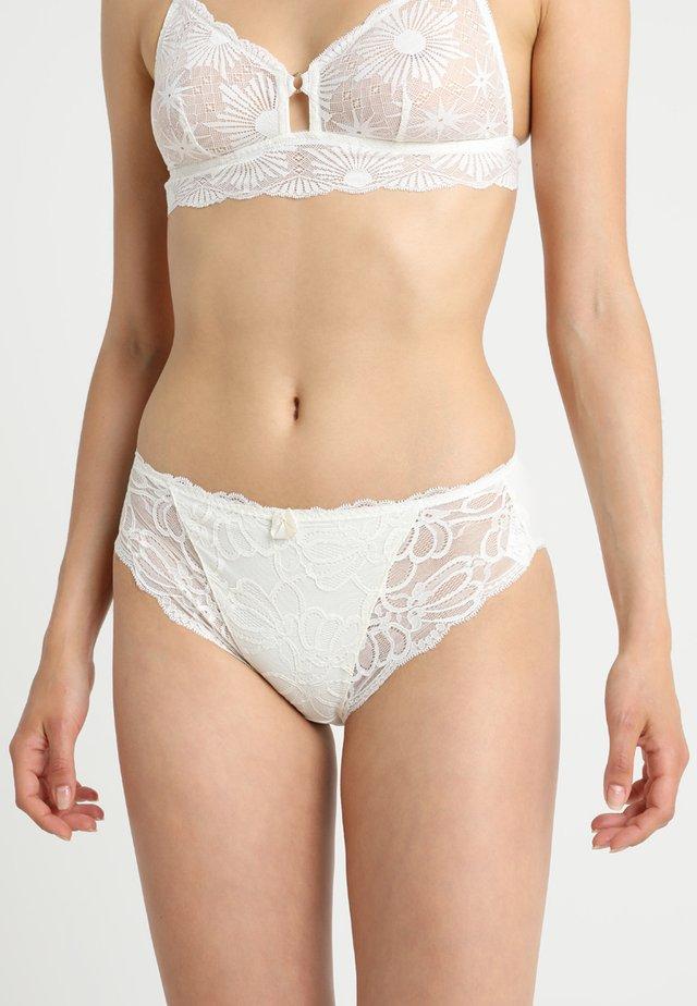 JACQUELINE BRIEF - Kalhotky - ivory