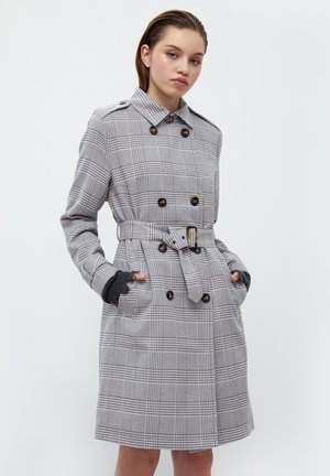 Trenchcoat - grey