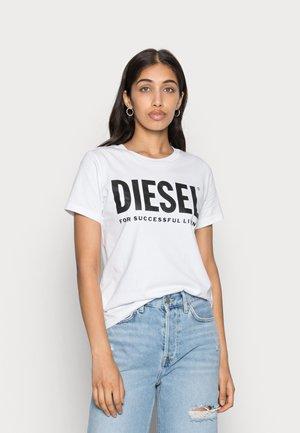 T-SILY-WX MAGLIETTA - Print T-shirt - white