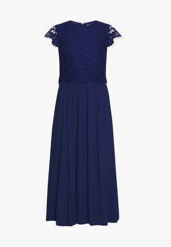 DRESS - Denní šaty - indigo