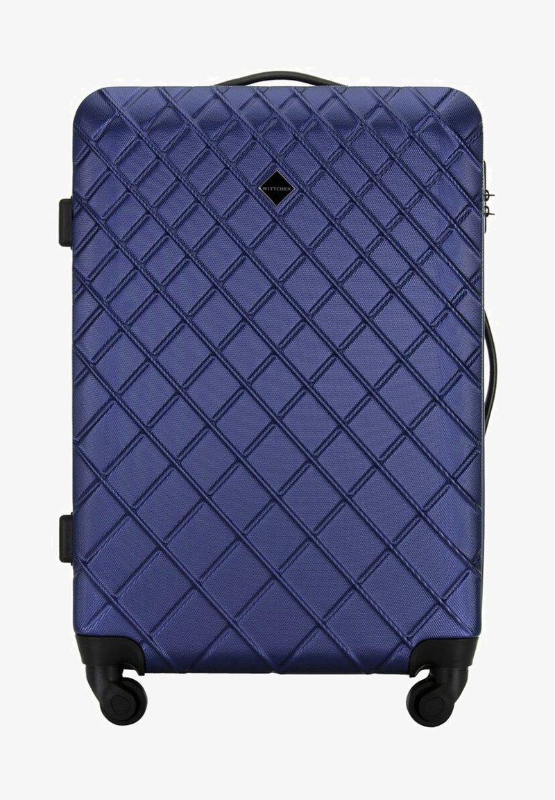 Wittchen - CLASSIC - Wheeled suitcase - dunkelblau