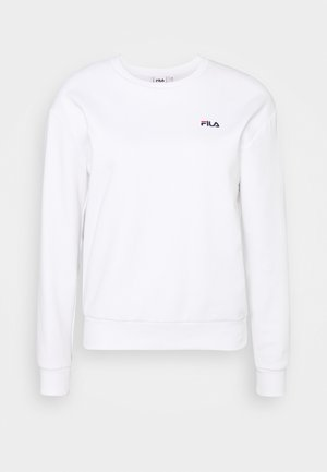 EFFIE CREW - Sweatshirt - bright white