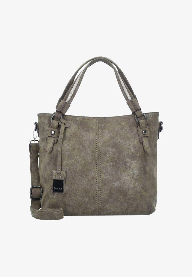 SIENNA  - Tote bag - braun