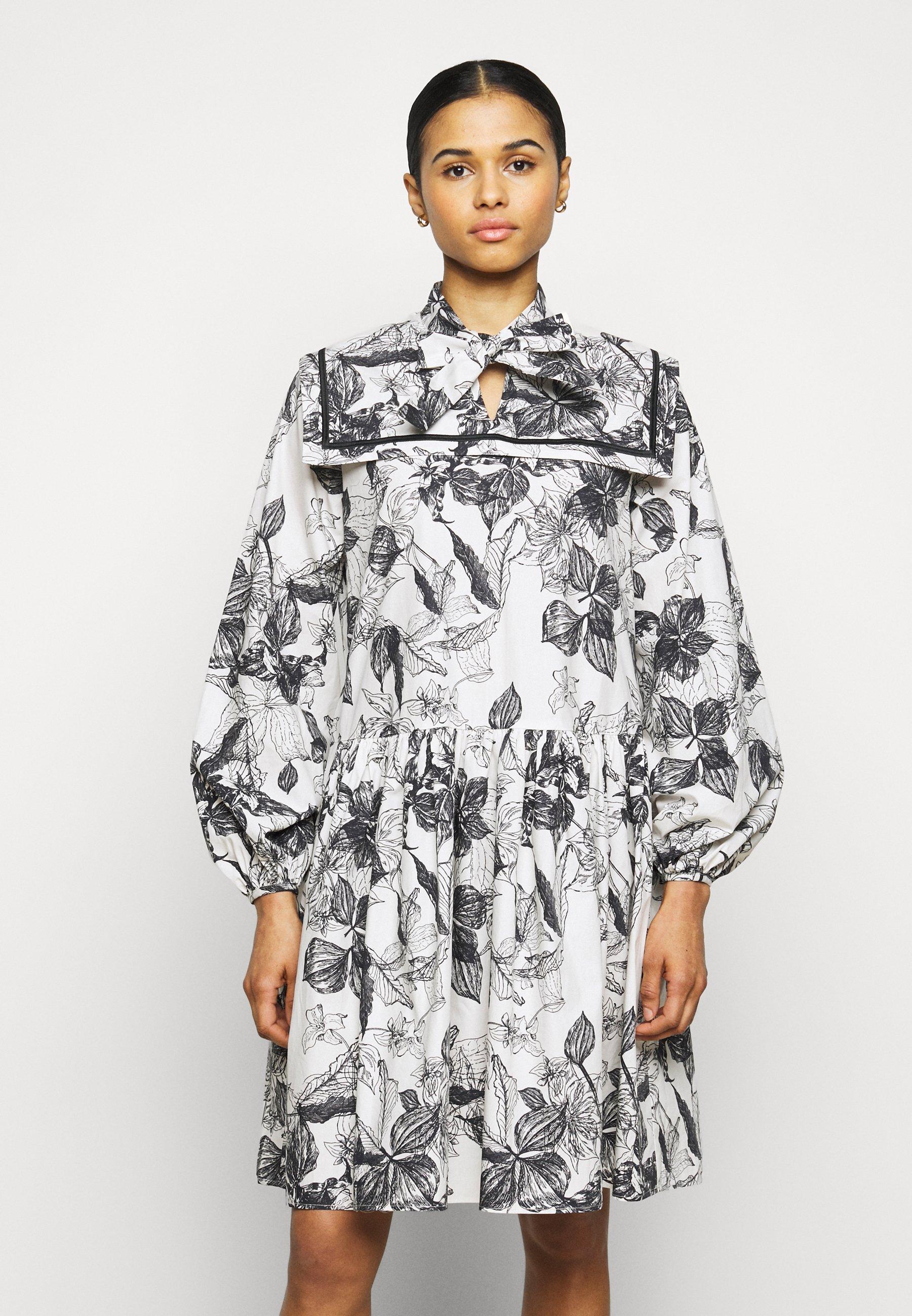 Women JACQUELINE DOMINGO - Day dress