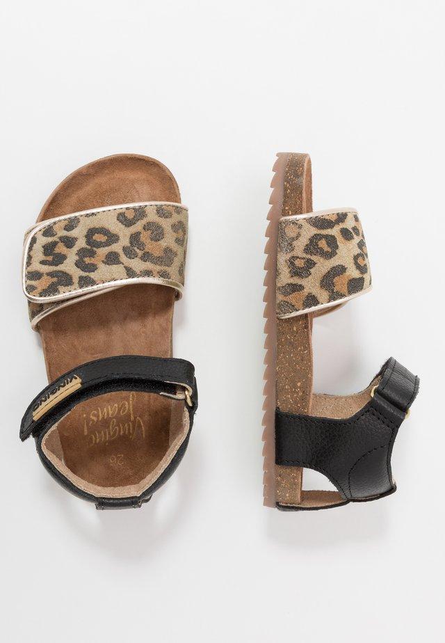 FLOOR - Sandals - taupe