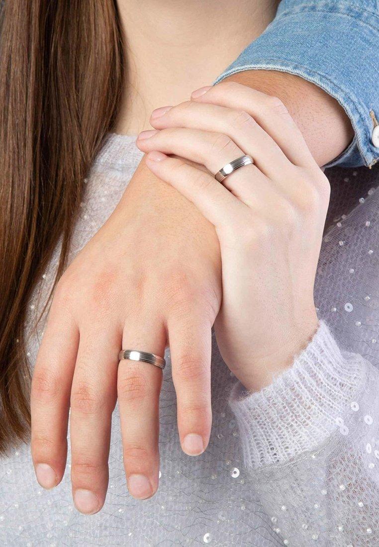 Lucardi - Ring - zilver