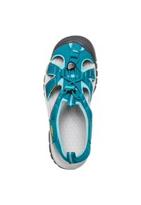 Keen - VENICE H2 - Walking sandals - celestial/blue grotto - 5