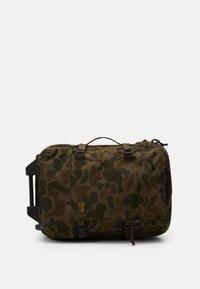 Filson - DRYDEN 2 WHEELED CARRY ON BAG - Wheeled suitcase - mottled olive - 5