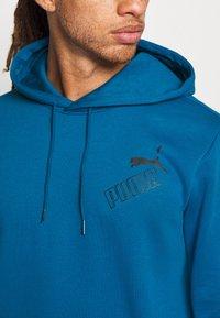 Puma - AMPLIFIED HOODIE - Sweat à capuche - digi blue - 4