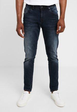 BLAST - Slim fit jeans - blue/black