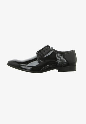 CAPRI 2 - Smart lace-ups - schwarz