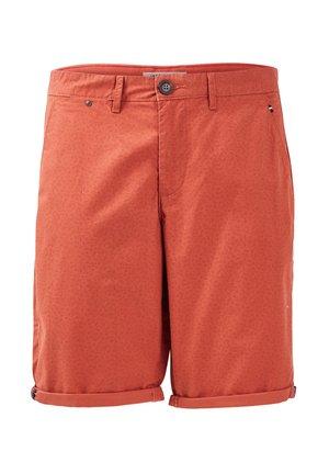 Shorts - rouge foncé