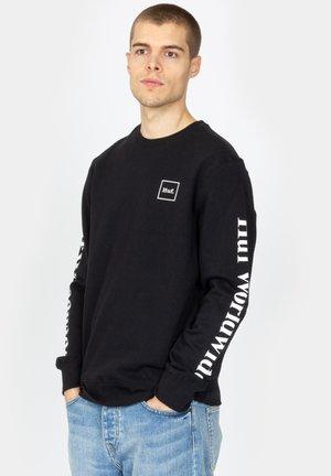 Domestic - Sweatshirt - black