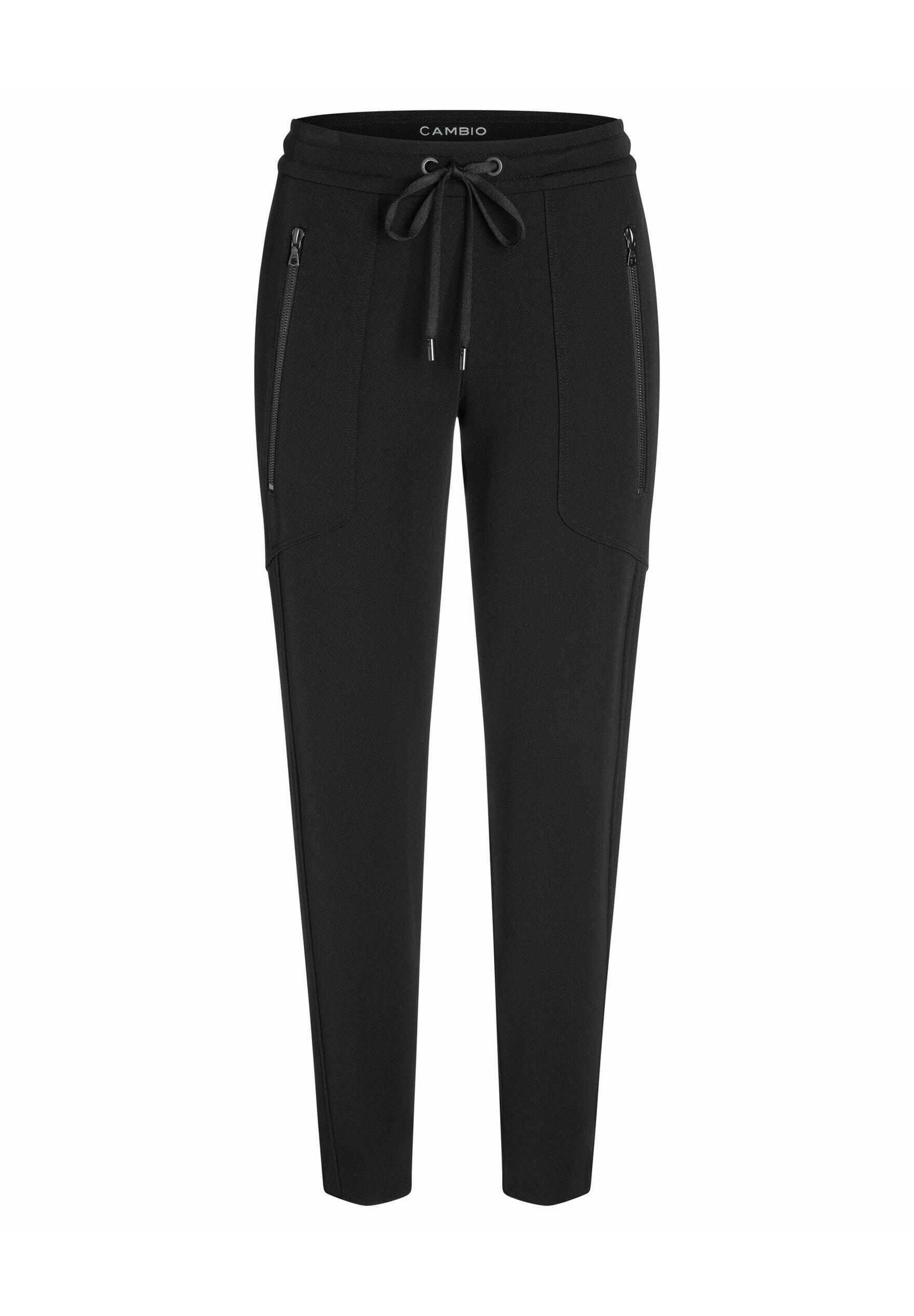 Damen Jogginghose - schwarz